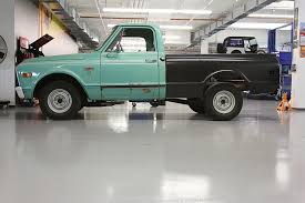 Shorty Bed Frame Long Bed To Short Bed Conversion Kit For 1968 Chevrolet C10 Trucks