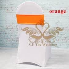 Cheap Spandex Chair Covers For Sale Discount Orange Lycra Chair Covers 2017 Orange Lycra Chair