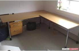 Solid Wood L Shaped Desk L Shaped Desk Voicesofimani