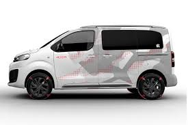 citroen concept 2017 geneva motor show 2017 citroën spacetourer 4x4 ë concept carsifu