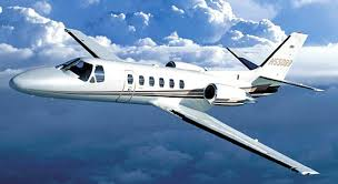 Light Jet:  Citation II/Bravo