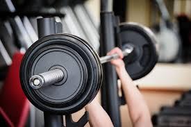 the standard weight of a bench press bar livestrong com