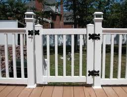 custom built gates u0026 hardware great railing quality fencing