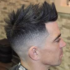 new age mohawk hairstyle 27 faux hawk fohawk haircuts for men men s hairstyles