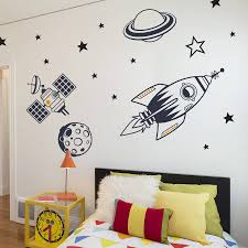 Childrens Bedroom Wall Art Uk Alphabet Wall Decals Family Diy Quote Removable Art Sticker Mirror