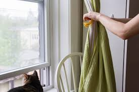 creative ways to shorten long curtains hunker