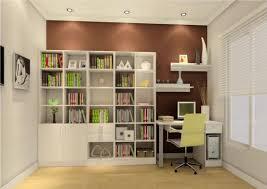 classic interior design study room 3d house