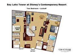 disney bay lake tower floor plan your floor plan by denise pille home facebook