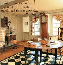 eafc early american floorcloths colonial main living rooms and