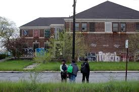 a sea of charter schools in detroit leaves students adrift the