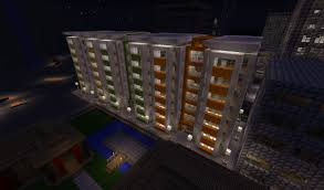 modern apartments modern apartments minecraft project