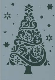 christmas christmas stencils picture inspirations michaels for