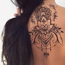 henna tattoo on back of neck best henna design ideas