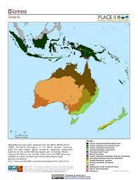 Oceania Map Map Gallery Sedac