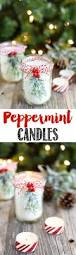 diy peppermint candles you won u0027t believe how easy it is to make