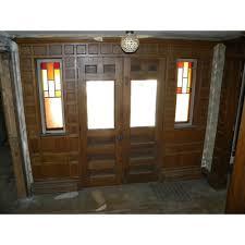 Keyhole Doorway Antique Exterior Doors