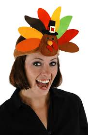 turkey headband costume accessory walmart