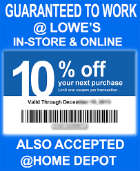 lowe u0027s coupons u0026 promo codes u2013 using some elbow grease along with