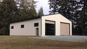 metal building garage plan garage designs and ideas
