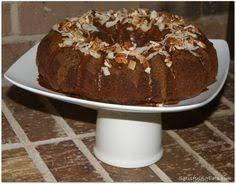 cherry dark chocolate sour cream bundt cake u2013 low carb and gluten