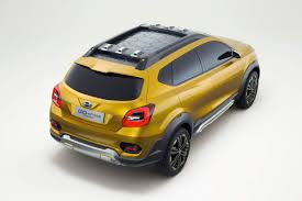 datsun datsun go cross india launch date price mileage specification