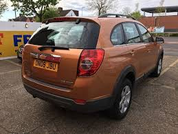 2008 chevrolet captiva 2 0 diesel manual new mot 96 000 miles in