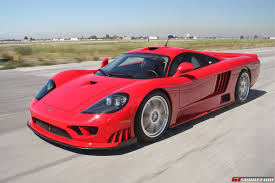 saleen road test saleen s7 review