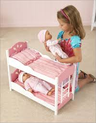 Doll Bunk Bed Simple Decor Crave - Dolls bunk bed