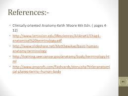 Human Anatomy Terminology Introduction To Anatomy U2013 Anatomical Terms Planes U0026 Movements