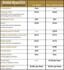 makeup contracts for weddings bridalhaircotract site makeup services contract agreement this