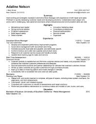 Technical Capabilities Resume Resume For Store Manager Resume For Your Job Application
