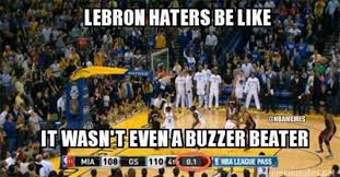 Lebron Hater Memes - lebron haters be like daily snark