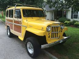 jeep willys wagon for sale 1950 jeep willys wagon 4x4 for sale