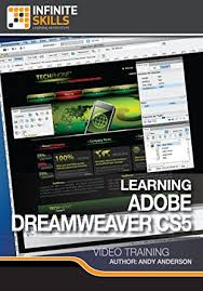 tutorial website dreamweaver cs5 amazon com learning adobe dreamweaver cs5 tutorial training