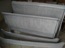 repeindre une chambre à coucher le lit style louis philippe revisité patines couleurs