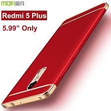 Redmi 5 Plus Xiaomi Redmi 5 Plus Xiaomi Redmi5 Plus Back Bumper Mofi
