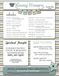 fantastic yw printables and activity ideas lds young women