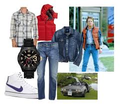 Marty Mcfly Halloween Costume Minute Diy Halloween Costumes Resources Handmade