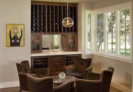 home bar interior design small home bar ideas maximizing wall niche space