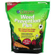 concern 5 lb weed prevention plus bag 97181 the home depot