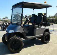 ezgo rxv gas golf cart refurbished custom 4 passenger custom