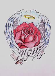 Tattoo Ideas Rip Mom Danielhuscroft Com