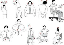 Office Desk Exercise Office Desk Chair Workouts Innovative Office Desk Exercises Office
