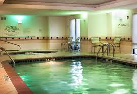 indoor pool u0026 whirlpool springhill suites dallas dfw airport