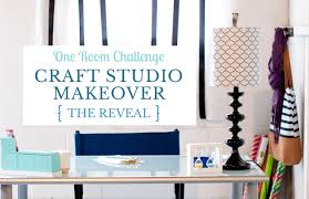 Craft Studio Ideas by Take The Tour Craft Studio Makeover Reveal Small Stuff Counts