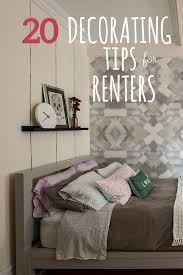 interior design home decor tips 101 20 temporary ways to upgrade a rental hgtv stylish and apartments