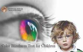 Artificial Eye For Blind Color Blindness Test Online Cure And Improve Color Blindness Red