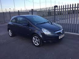 2007 vauxhall corsa 1 3 litre diesel 3dr fsh in reading