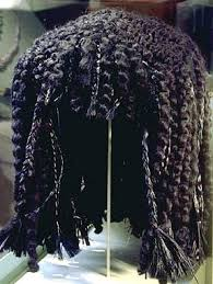 information on egyptain hairstlyes for and this is a preserved wig another important aspect of ancient