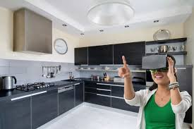 Can I that cabinet moved over just a little Virtual reality will let homeowners